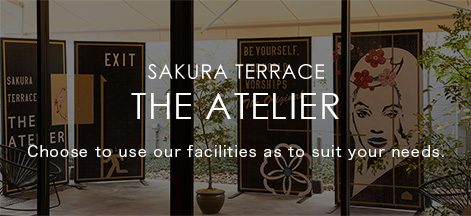 SAKURA TERRACE THE ATELIER